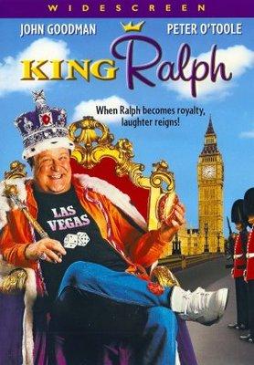 King Ralph movie poster (1991) poster MOV_722a0147