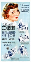 She Married Her Boss movie poster (1935) picture MOV_722a2562