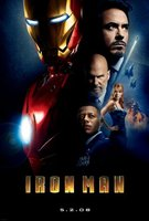 Iron Man movie poster (2008) picture MOV_722e08b6