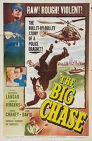 The Big Chase movie poster (1954) picture MOV_7231767c