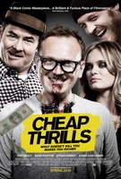 Cheap Thrills movie poster (2013) picture MOV_72335fde