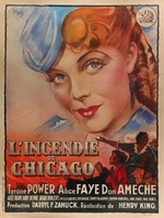 In Old Chicago movie poster (1937) picture MOV_72336d34