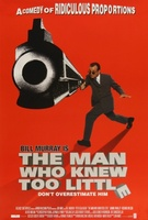 The Man Who Knew Too Little movie poster (1997) picture MOV_7235a38e