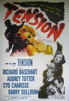 Tension movie poster (1949) picture MOV_1078b1b2