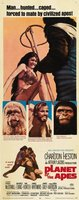 Planet of the Apes movie poster (1968) picture MOV_724421da
