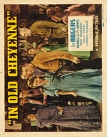 In Old Cheyenne movie poster (1941) picture MOV_7245403e