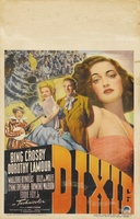 Dixie movie poster (1943) picture MOV_724912bd