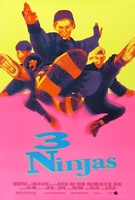 3 Ninjas movie poster (1992) picture MOV_724a2af8