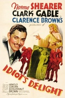 Idiot's Delight movie poster (1939) picture MOV_724c41f0