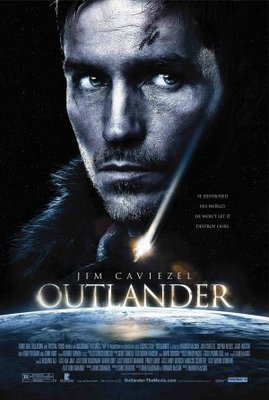 Outlander movie poster (2008) poster MOV_724c98b6