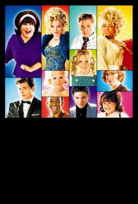 Hairspray movie poster (2007) poster MOV_7250d2ff