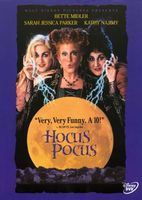 Hocus Pocus movie poster (1993) picture MOV_7252f70c