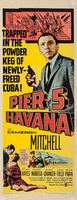 Pier 5, Havana movie poster (1959) picture MOV_72554612