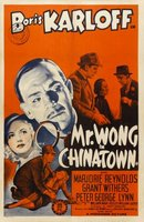 Mr. Wong in Chinatown movie poster (1939) picture MOV_725a0f10