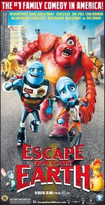 Escape from Planet Earth movie poster (2013) poster MOV_725d21df