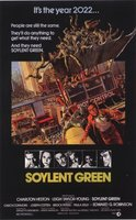 Soylent Green movie poster (1973) picture MOV_725d9602