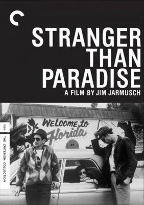 Stranger Than Paradise movie poster (1984) poster MOV_7260508d