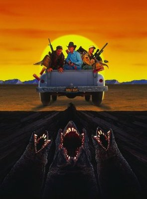 Tremors 2 movie poster (1996) poster MOV_72687cee