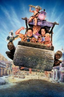 The Flintstones movie poster (1994) poster MOV_726a2f25