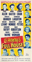 O. Henry's Full House movie poster (1952) picture MOV_726b5889