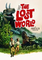 The Lost World movie poster (1960) picture MOV_7278b72d