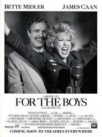 For the Boys movie poster (1991) picture MOV_727b3ecd