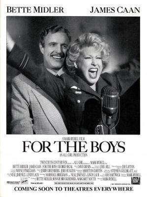 For the Boys movie poster (1991) poster MOV_727b3ecd