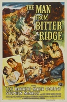 The Man from Bitter Ridge movie poster (1955) picture MOV_727c5756