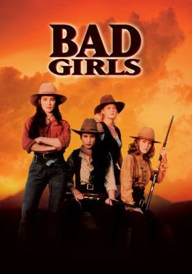Bad Girls movie poster (1994) poster MOV_72839a44