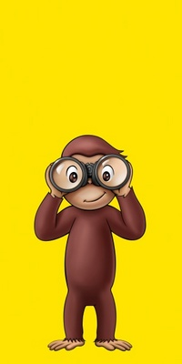 Curious George movie poster (2006) poster MOV_72846a6f