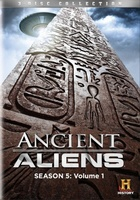 Ancient Aliens movie poster (2009) picture MOV_7290b3a3