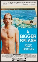 A Bigger Splash movie poster (1974) picture MOV_72950381