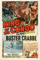 King of the Congo movie poster (1952) picture MOV_7295cdb4