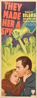 They Made Her a Spy movie poster (1939) picture MOV_729e6072