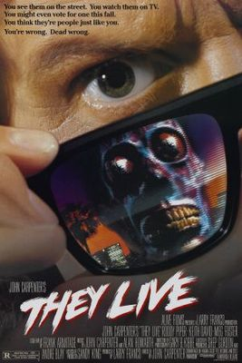 They Live movie poster (1988) poster MOV_729f1247