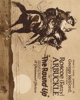 The Round-Up movie poster (1920) picture MOV_72a1be8b