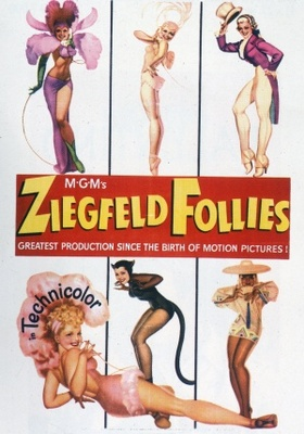 Ziegfeld Follies movie poster (1946) poster MOV_72ab8980