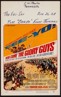 The Glory Guys movie poster (1965) picture MOV_72b1058f