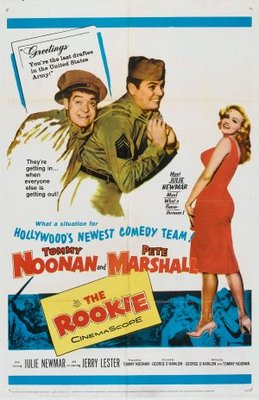 The Rookie movie poster (1959) poster MOV_72b2a15d