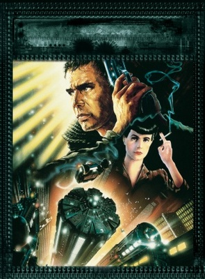Blade Runner movie poster (1982) poster MOV_72b4bb8d