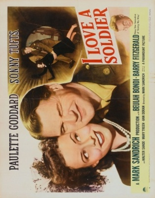 I Love a Soldier movie poster (1944) poster MOV_72b75e70