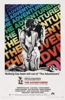 The Adventurers movie poster (1970) picture MOV_72c2417b