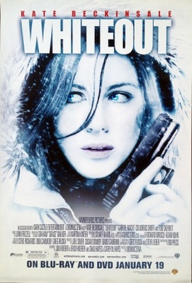 Whiteout movie poster (2009) poster MOV_72ca2628
