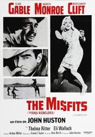 The Misfits movie poster (1961) picture MOV_72ca370f