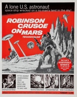 Robinson Crusoe on Mars movie poster (1964) picture MOV_72cb8cbb