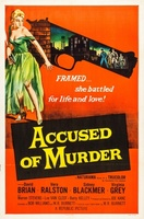 Accused of Murder movie poster (1956) picture MOV_72cc6ba3