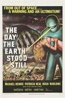 The Day the Earth Stood Still movie poster (1951) picture MOV_72cd833a