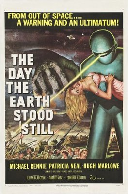 The Day the Earth Stood Still movie poster (1951) poster MOV_72cd833a