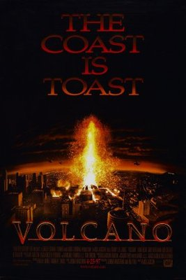 Volcano movie poster (1997) poster MOV_72cdefd6