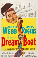 Dreamboat movie poster (1952) picture MOV_72ce9531